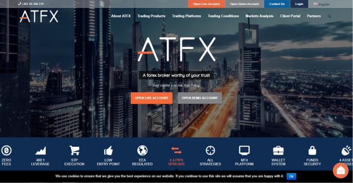 ATFX توسع من قائمة منتجاتها بطرحها عقود الفروقات لشركة Toyota