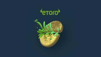 شركة eToro تبدأ بتقديم مكافآت Staking تغطي العملات الرقمية Tron و Cardano