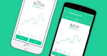"""تطبيق Robinhood يُطلق خاصيّة """"الاستثمارات المتكررة"""" لجميع الزبائن"""