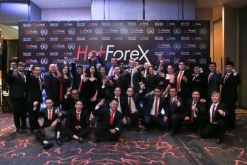 شركة HotForex تعلن عن شراكتها مع نادي باريس سان جيرمان الفرنسي لكرة القدم